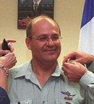 IDF Chief Medical Officer Brigadier General Chazi Levy