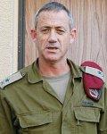Major General Benny Gantz