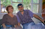DCO officer with an Israeli extrimist journalist mother of IDF (2)