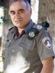 Head of Israeli Border Police
