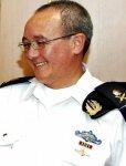 Rear Admiral Marom