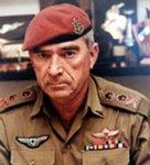 A war criminal Lt. Gen. Rafeel Eitan chief of staff