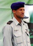 A war criminal, Brig. Gen. Ayal Eisenberg