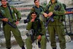 Golani soldiers who helped the officer to harass me sexually.