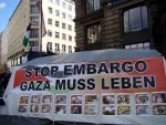 Stop the Embargo ! Gaza must live !