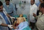 [ahmad]Ahmad Al-Sfaki in the ER (Pic Credit: Al-Sfaki Family)