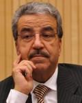 Dr. Zuheir Al-Wazeer, Ambassador of Palestine.