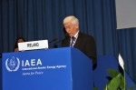 Frank Cogan, Irish Ambassador to Austria during the 54 IAEA conference 2010.