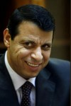 Mohammad Dahlan, the former Palestinian leader of the death squad in Gaza.