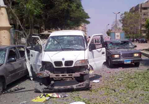 Cairo attack