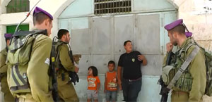 IDF arrest a child-1