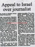 Report which was published in the Irish times, January 2002.