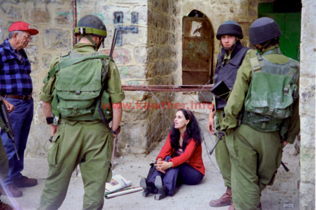 Journalistic work under the occupation (45)