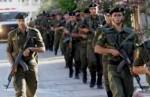 Kieth Dayton forces in Palestine