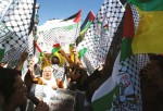 MIDEAST-PALESTINIAN-POLITICS-FATAH-DEMO