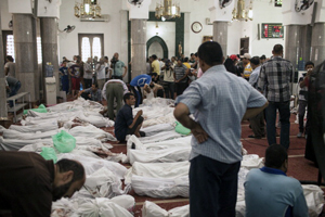 Concern Grows For Stability In Egypt After Clashes Leave Many Dead And Injured