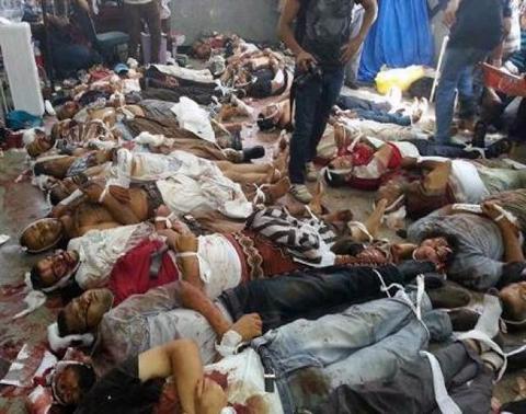 egypt massacre