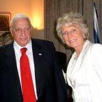 Sharon with Rep. Harman