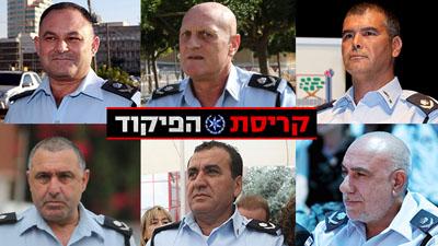 israeli officers resigned