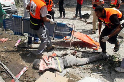 mass. Gaza