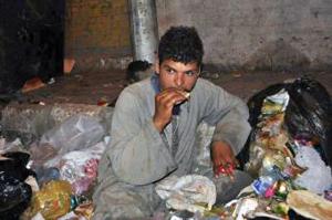 poor in egypt