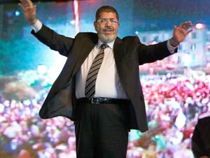 president morsi
