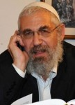 "Rabbi Mordechai ""Moti"" Elon, protagonist of a sexual abuse  scandal."
