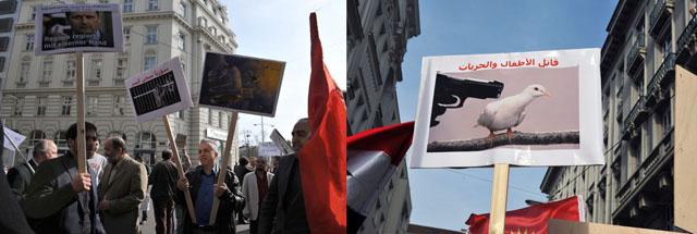 syrian demo