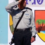 Udi ben Moha, the current (August 2008) Israeli military commander of Hebron