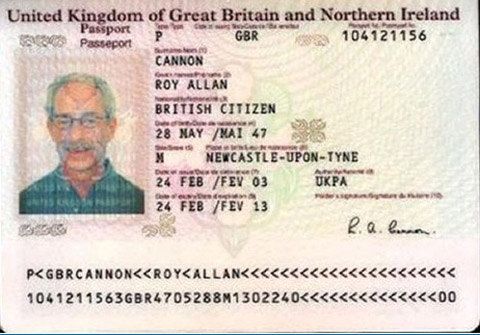 how to change your name uk passport
